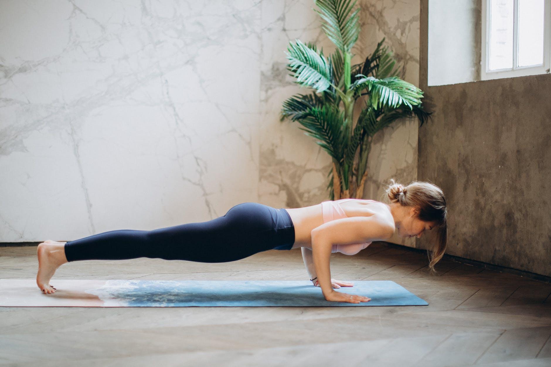 Indoor Green exercise
