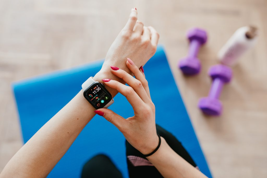 Physical Fitness Tracker
